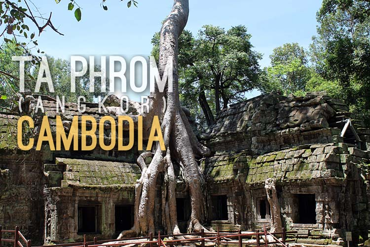 Planning a trip to Southeast Asia: Ta Phrom