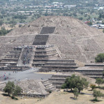 Teotihuacan: Massive Pyramids near Mexico City