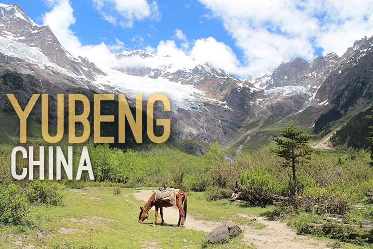 Planning a trip to Southeast Asia: Yubeng