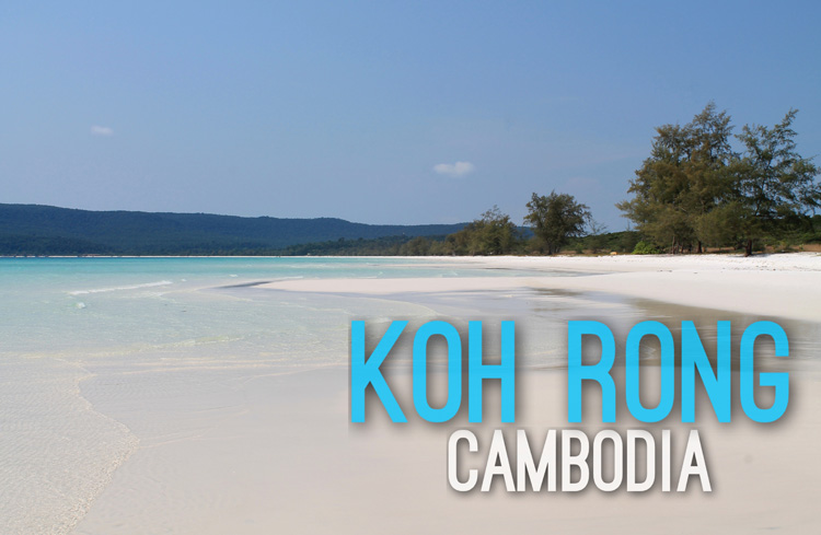 Planning a trip to Southeast Asia: Koh Rong