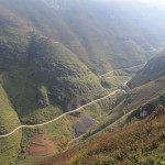 Dong Van to Meo Vac along the Ma Pi Leng Pass: A Stunning Stretch of Road in Northern Vietnam