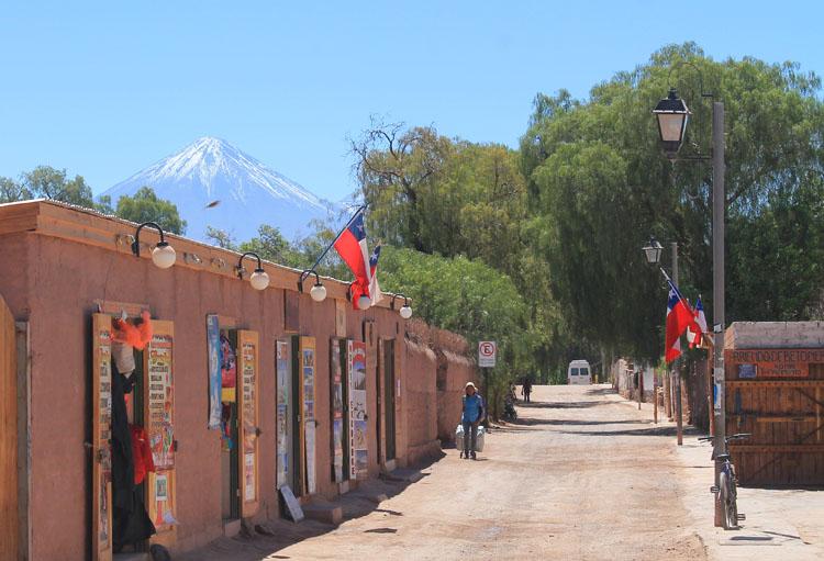 The Valley of the Moon (Valle de la Luna) in Chile -- San Pedro de Atacama