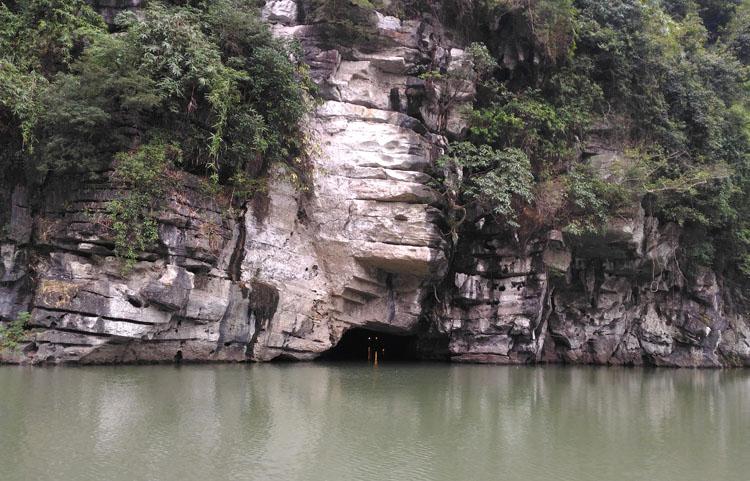 Trang An Grottos, Ninh Binh, Vietnam