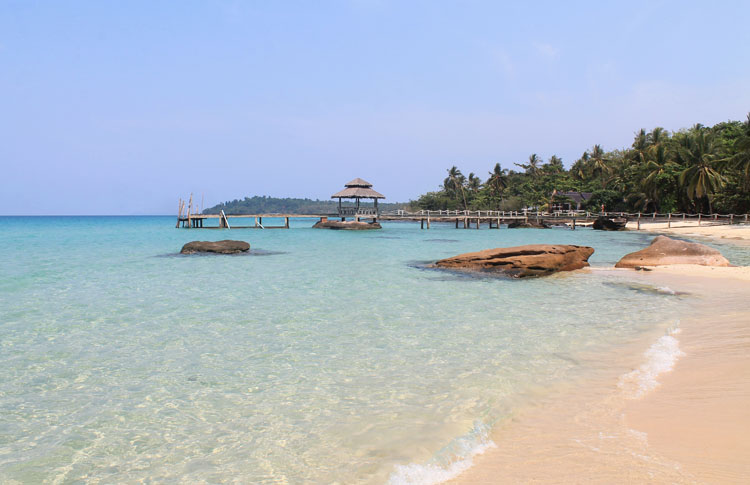 Ao Noi Beach, Koh Kood, the most beautiful island in Thailand