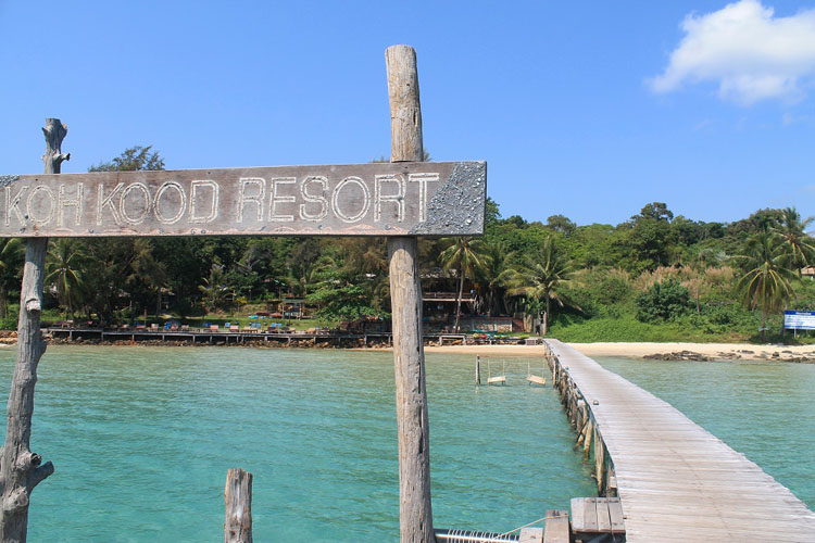 Koh Kood Resort, Koh Kood, the most beautiful island in Thailand