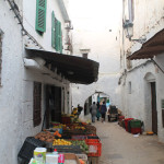 Walking through the White Medina of Tetouan: Off the Beaten Path in Morocco