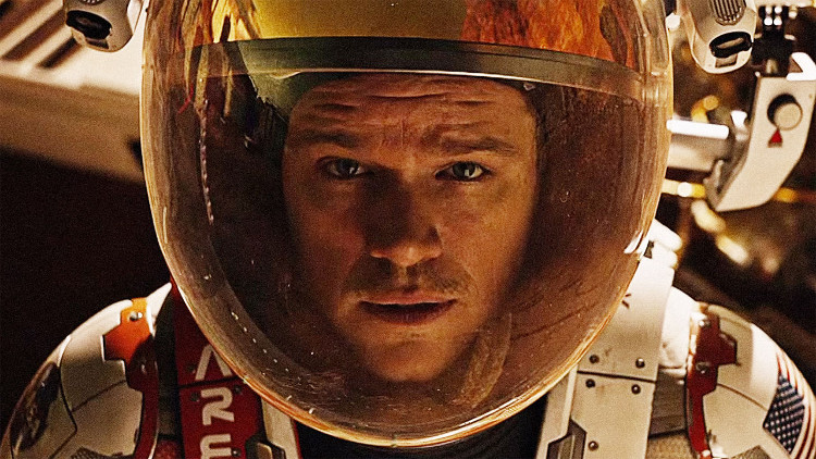 Things to do on Mars -- The Martian
