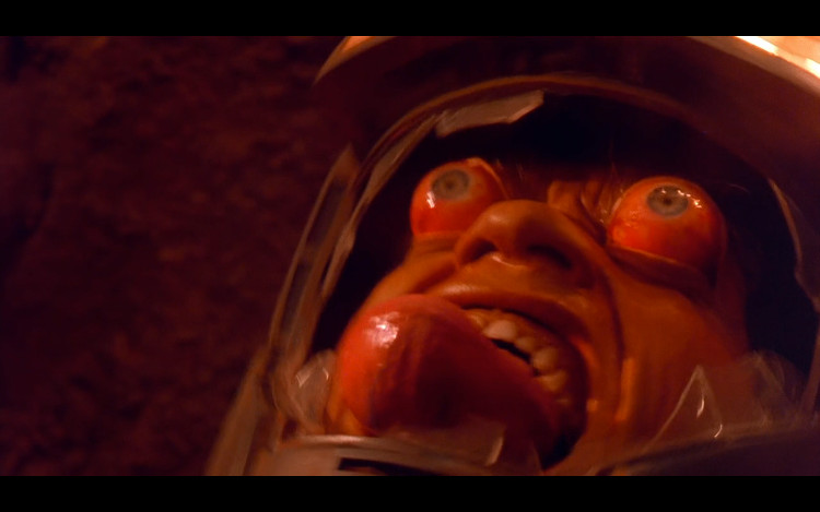 Things to do on Mars -- Total Recall