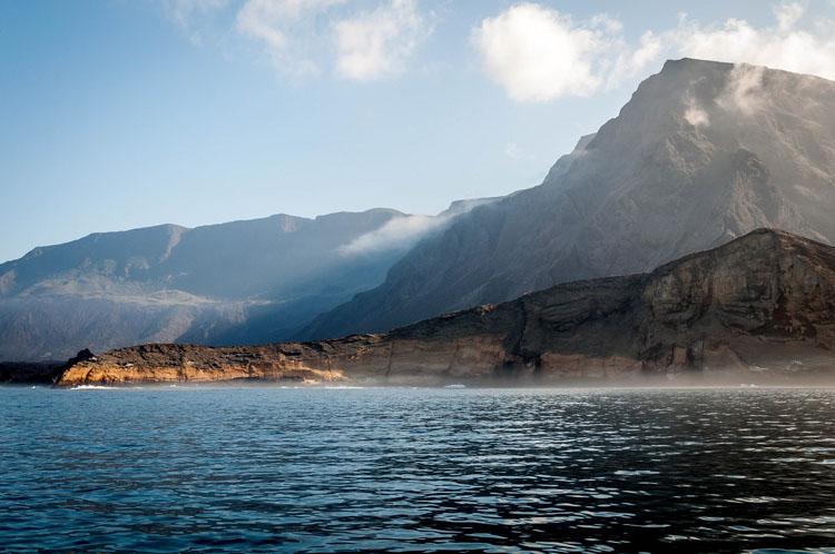 Stunning natural wonders in South America -- Galapagos Islands, Ecuador