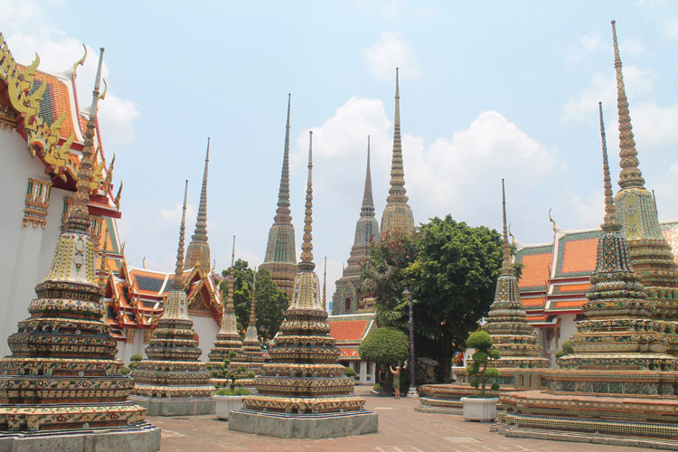 Two weeks in Thailand itinerary: Temple hopping in Bangkok