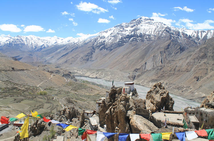 dhankar-monastery-india