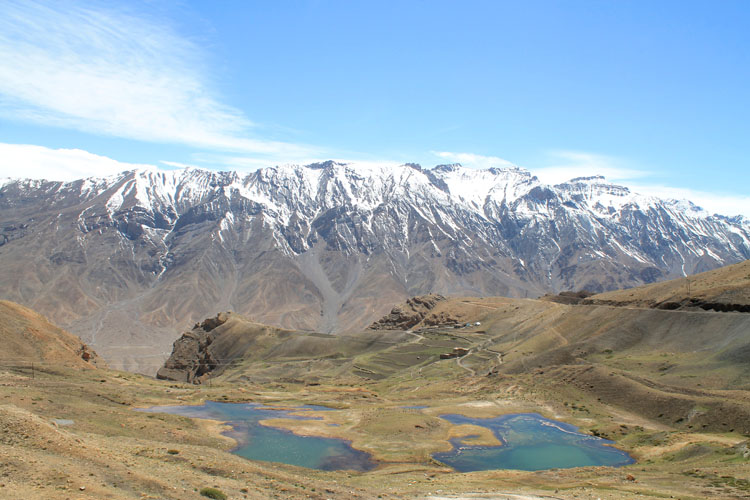 small-ponds-gete-spiti-india