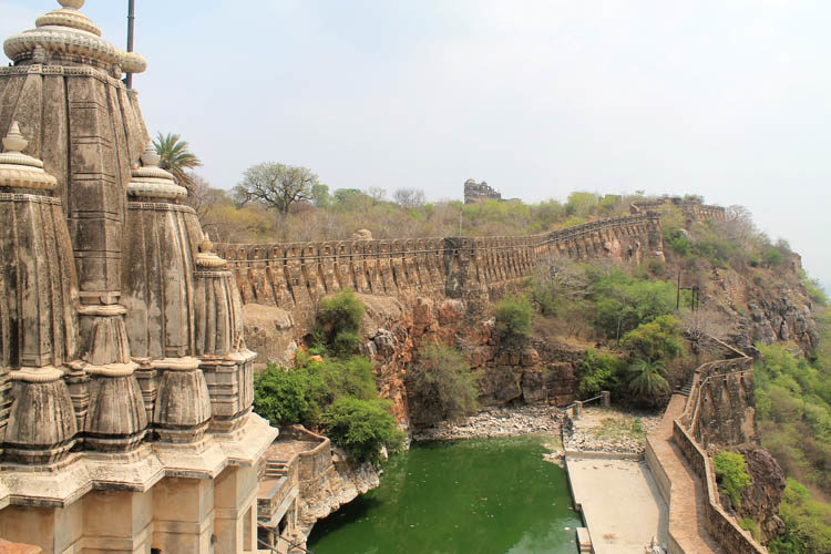 A Rickshaw Tour Of Chittorgarh Fort India Jonistravelling