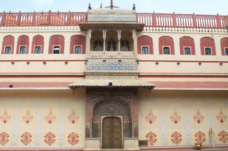 Touring the Forts and Palaces in Jaipur, India -- The City Palace