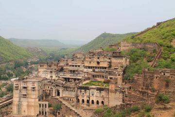 The streets of Bundi, Rajasthan, India