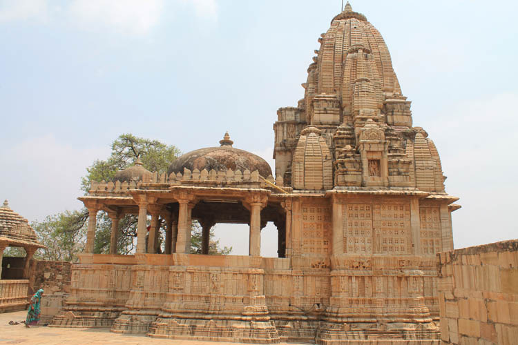 meera-temple-chittorgarh