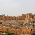 A City in the Desert: Sightseeing in Jaisalmer, India