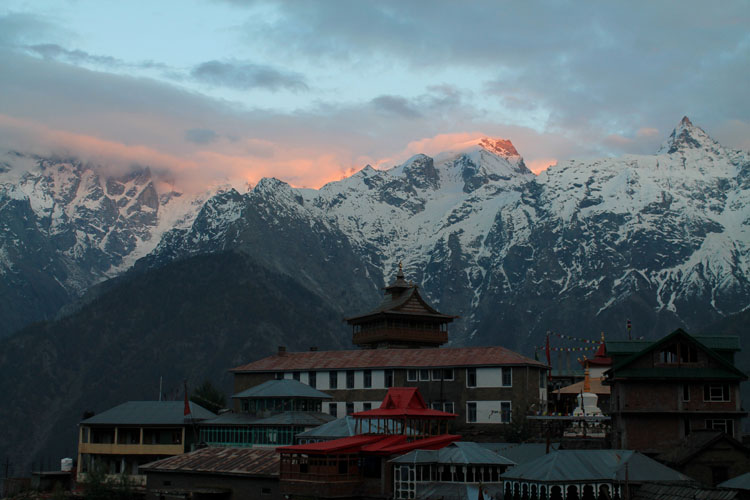 mountain-sunset-kalpa-india