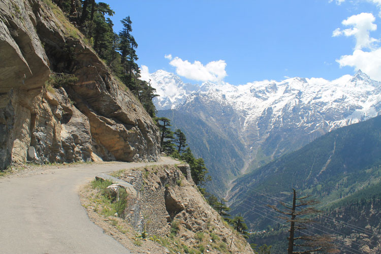 road-kalpa-india