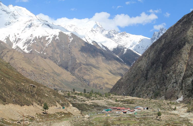tibetan-border-post-chitkul-india