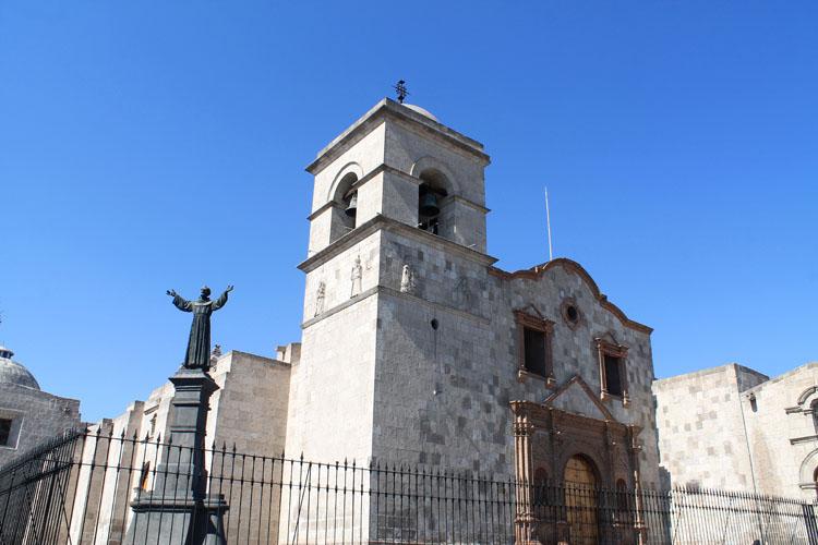 church-arequipa-peru