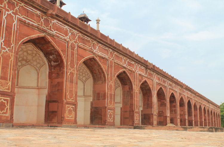 delhi-sightseeing-humayuns-tomb
