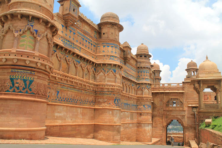 Gwalior Fort: The Perfect Day Trip from Agra, India