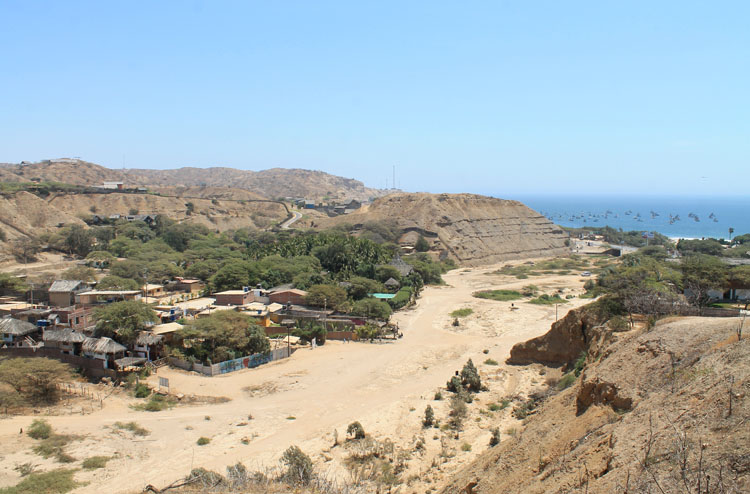 Mancora travel guide -- beaches, desert and sunsets in Peru