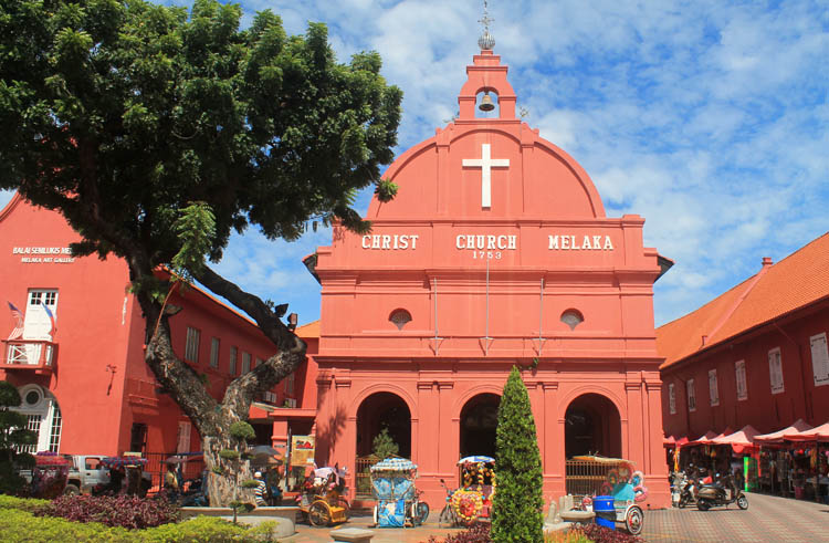 malacca-church-malaysia