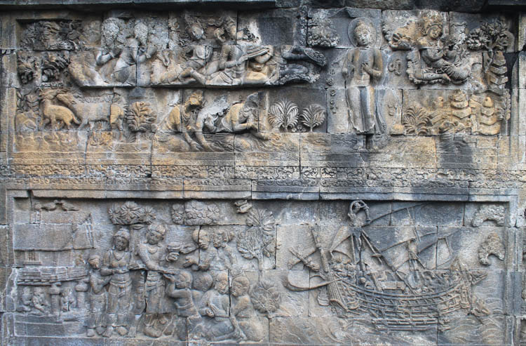 carvings-borobudur