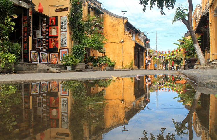 Two weeks in Vietnam -- Hoi An old town