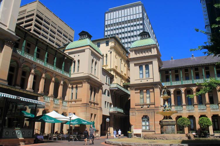 A day in Sydney, Australia -- Sydney Hospital
