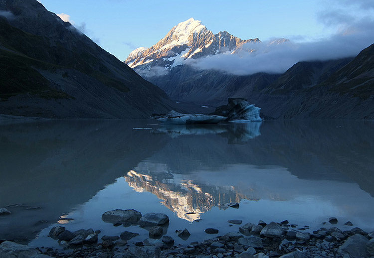 A road trip to Mount Cook National Park, New Zealand