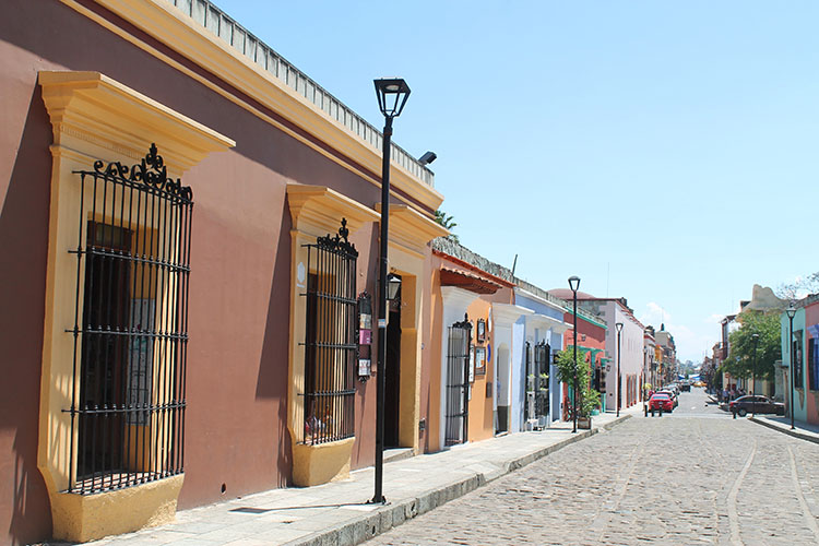 Backpacking in Mexico: Oaxaca