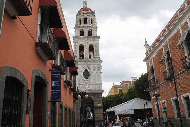 Backpacking in Mexico: Puebla