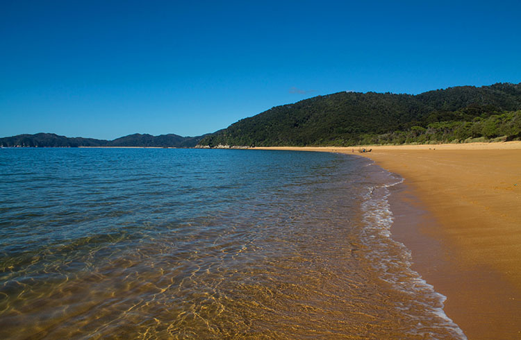 Totaranui Beach, Abel Tasman National Park, New Zealand