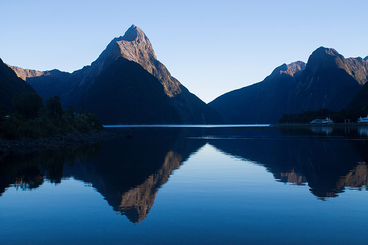 Two week New Zealand itinerary: Milford Sound