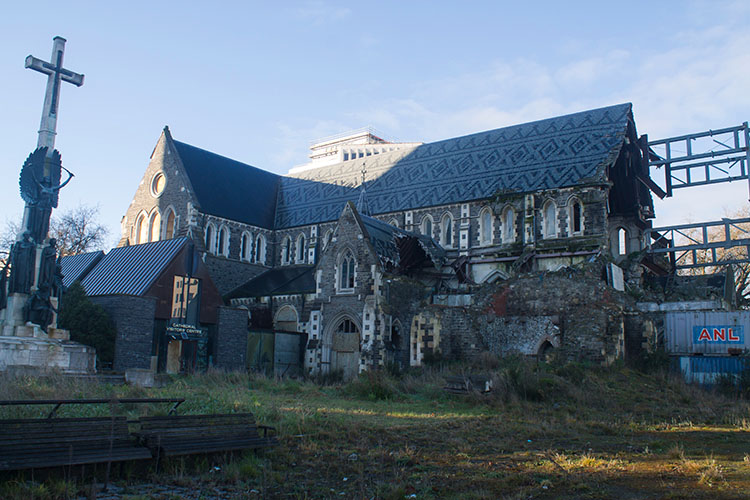 Things to do in Christchurch, New Zealand -- Christchurch Cathedral