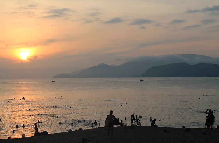 Backpacking in Vietnam: Nha Trang