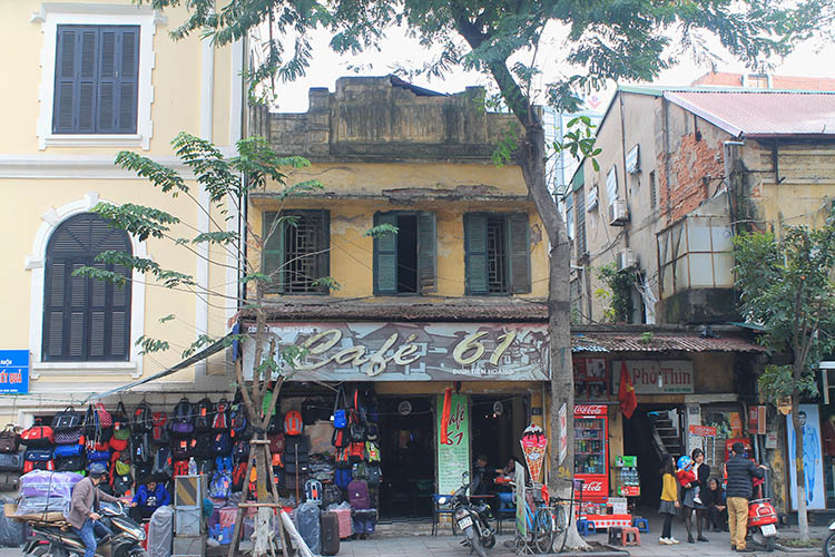 Things to do in Hanoi, Vietnam -- shopping in the old town