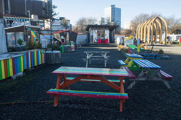 Things to do in Christchurch, New Zealand -- The Commons