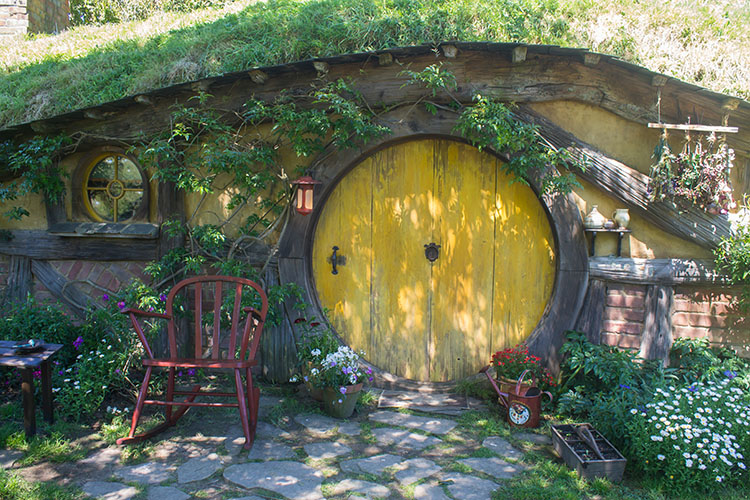 Two week New Zealand itinerary: Hobbiton