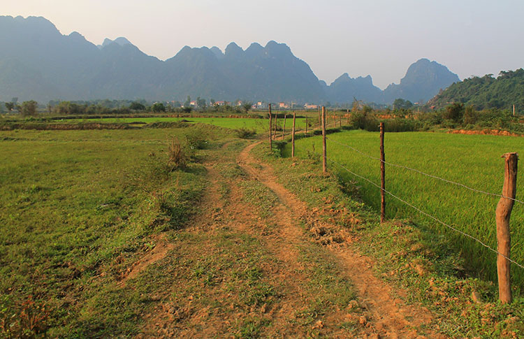 Two weeks in Vietnam: Phong Nha countryside