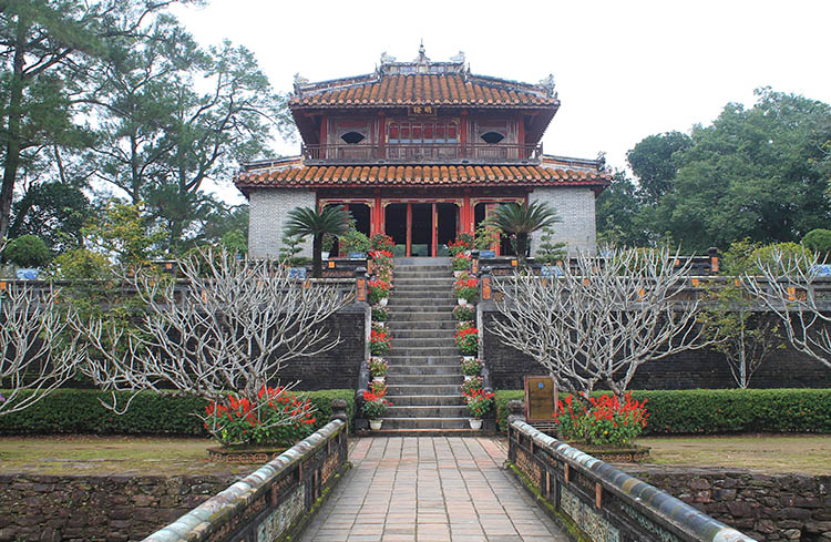 Two weeks in Vietnam: Hue tomb