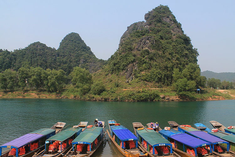 Two weeks in Vietnam: Phong Nha