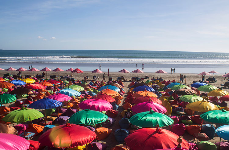 Things to do in Seminyak, Bali -- La Plancha Beach Club