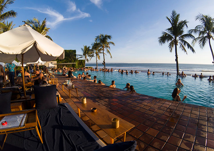 Things to do in Seminyak, Bali -- drinks at Potato Head
