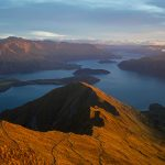 Hiking in Wanaka, New Zealand: Roys Peak, Isthmus Peak, Rocky Mountain and Rob Roy Glacier