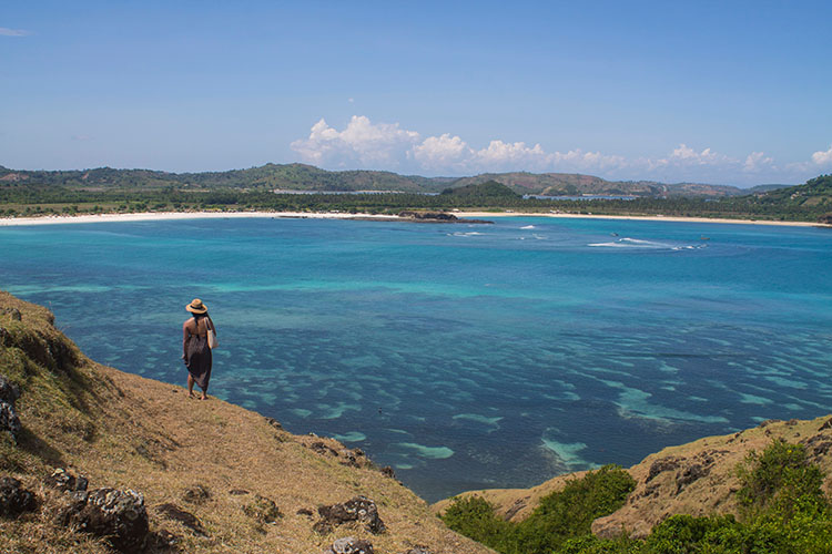 Lombok, one of the largest islands near Bali