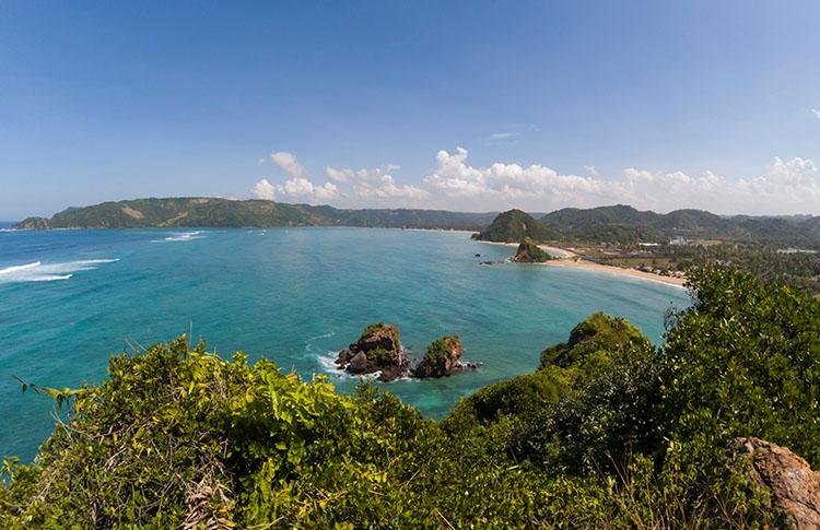 Lombok, one of the best islands near Bali to explore